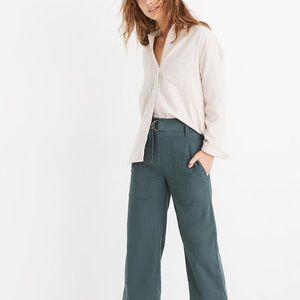 NWT Madewell flannel Sunday shirt